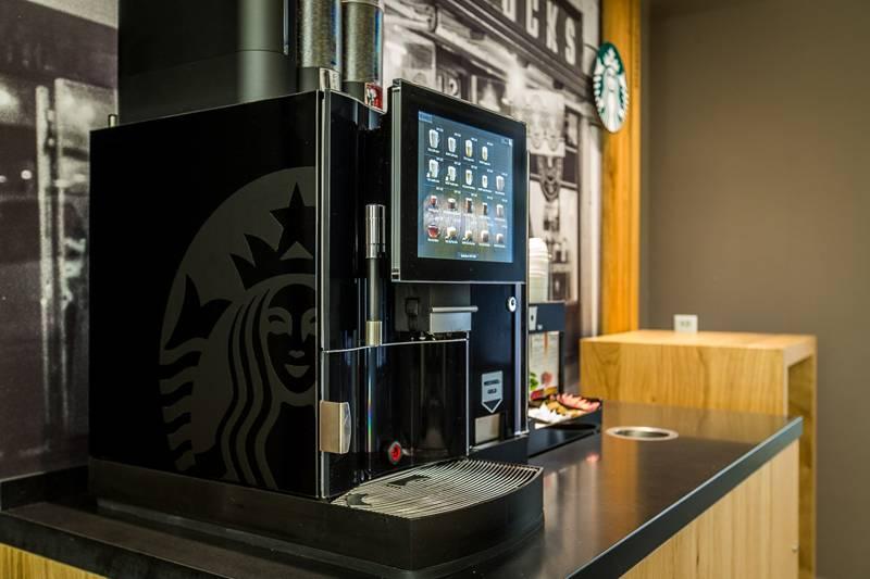 ネスレ日本、店舗以外でスターバックスコーヒーが楽しめるサービス開始