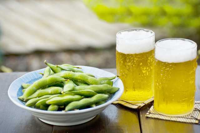 【飲食トリビア】最強のおつまみ!? ビールのお供に枝豆が最強なワケ