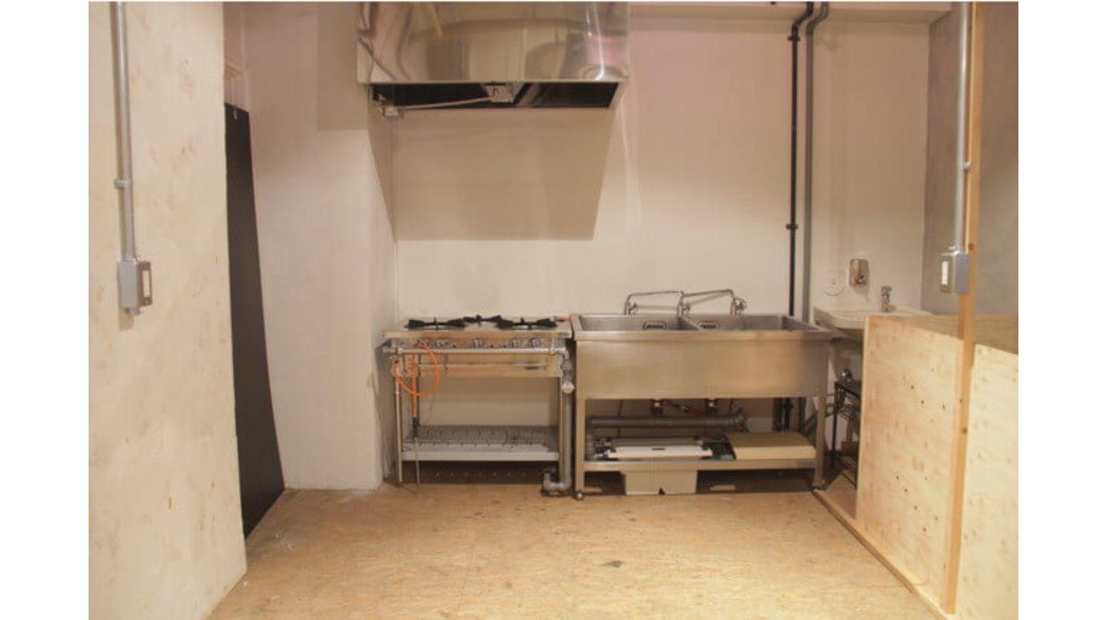 デリバリー・テイクアウト専門レンタルシェアキッチン「頂キッチン」のサービスをスタート。