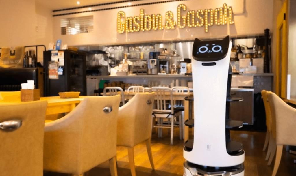 新店舗を開始する飲食店を応援!!「新店チャレンジ応援キャンペーン」として、DFAが【レストラン配膳ロボット】を大幅割引!