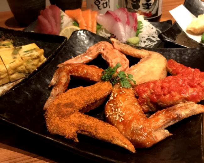 6種類の選べる味付けの手羽先が1480円で食べ放題!(PR TIMES)