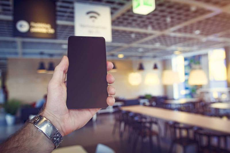 Wi-Fi環境のイメージ画像