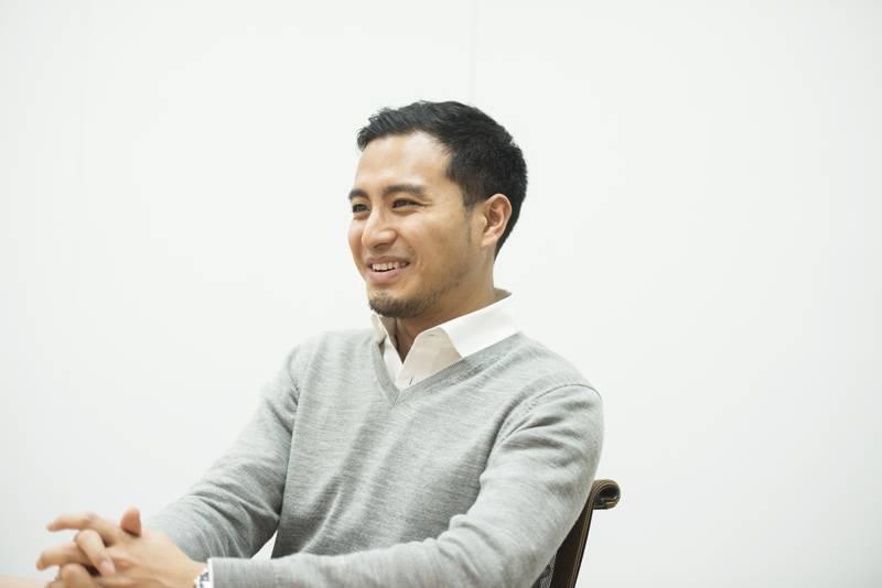 田中 佑馬氏