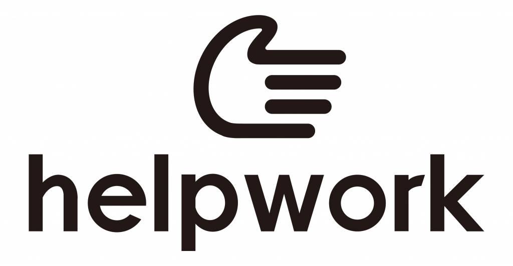 ヘルプワークのロゴ