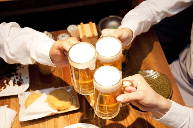 飲み放題のイメージ画像