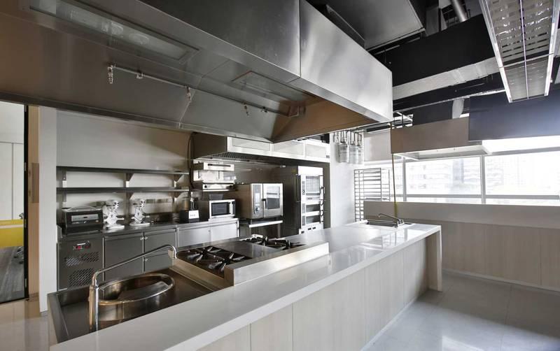 清潔な厨房のイメージ