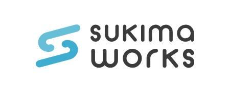sukima worksのロゴ