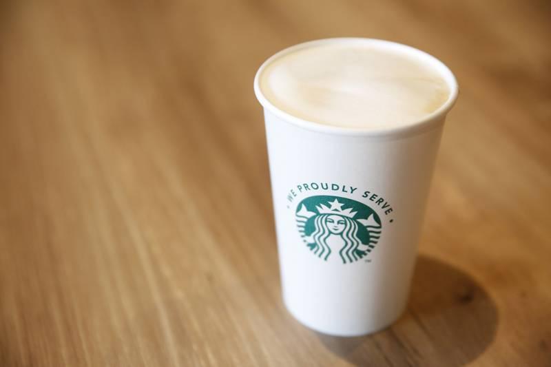 スターバックスのコーヒーイメージ