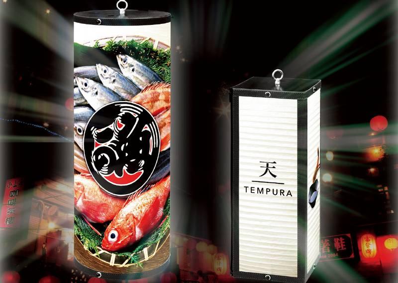 日本らしさを演出する『LED長提灯』でインバウンド需要を取り込む