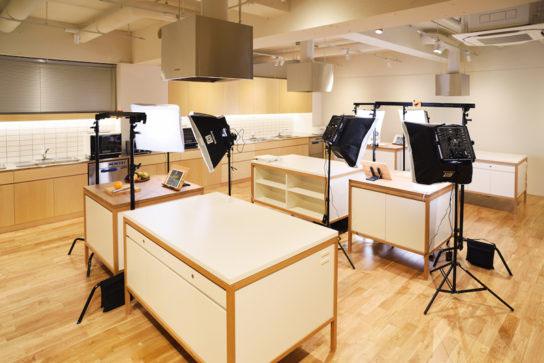 誰でも簡単に料理動画が撮影できる『cookpad studio』オープン(PR TIMES)